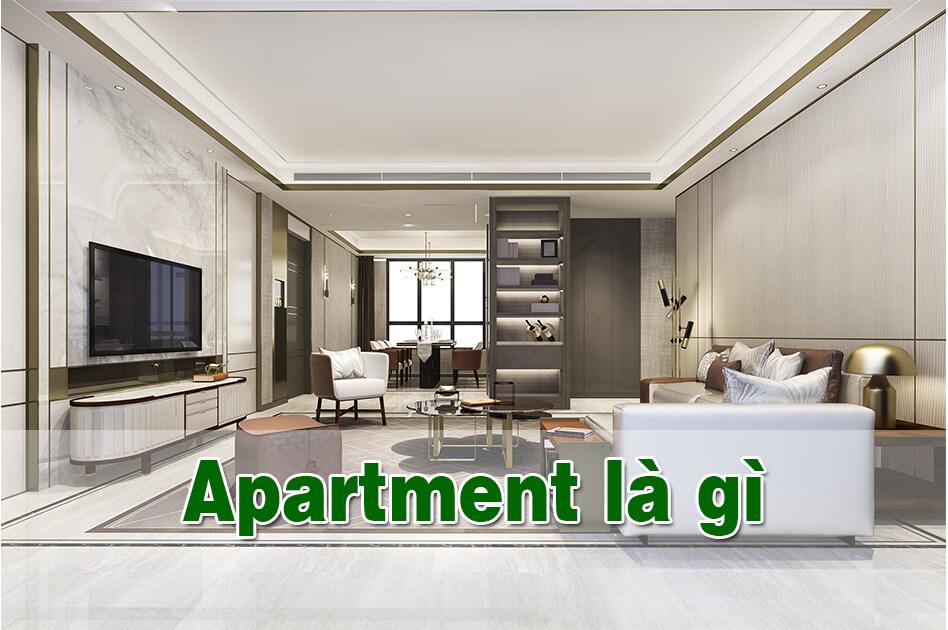 apartment là gì